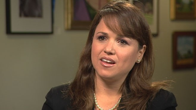 VIDEO: Tea Party candidate Christine ODonnell talks about GOP support, Sarah Palin and First Amendment.