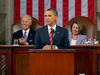 VIDEO: Obamas Renewed Call for Bipartisanship