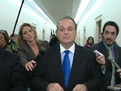 VIDEO: Former congressman Eric Massa of New York explains himself on news talk shows