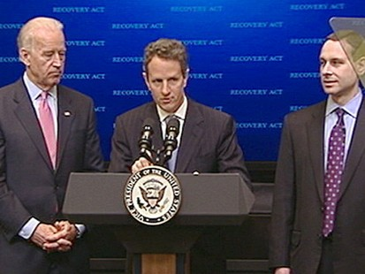 VIDEO: Tim Geithner says hes confident Dems have enough Republican votes.
