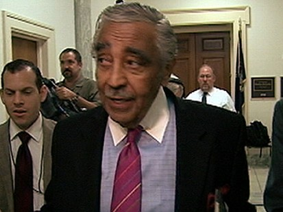 VIDEO: Rep. Charlie Rangel, D-N.Y., faces 13 counts of ethics violations.