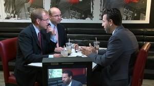 VIDEO: Tea Party Senate Cadidate Joe Miller