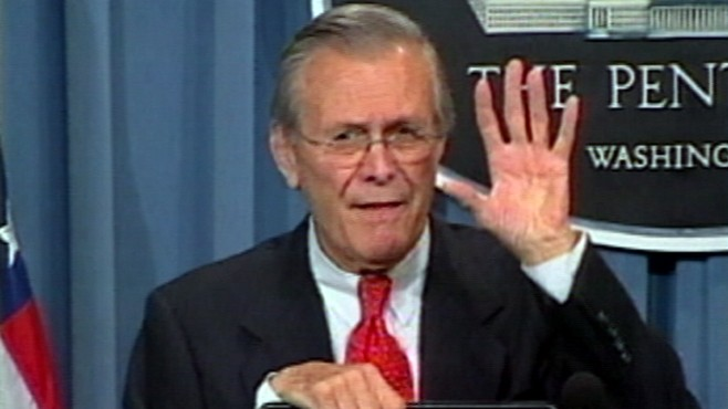 VIDEO: Revelations leaked from former Sec. of Defense Donald Rumsfeld's memoir.