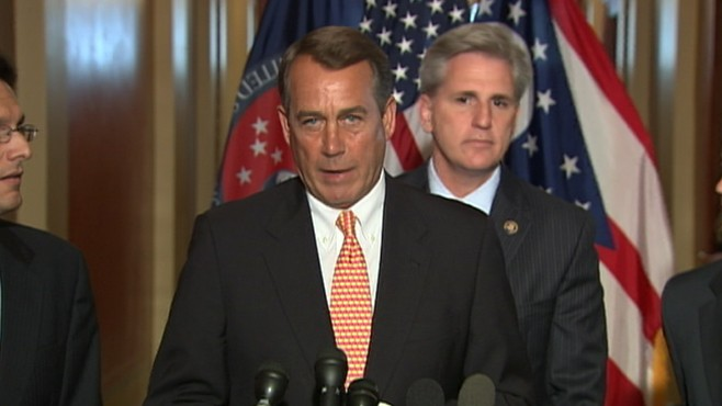 VIDEO: Impending government shutdown could have a huge impact on U.S. economy.