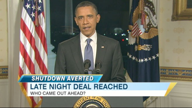 VIDEO: The government in Washington still faces hard decisions on the budget.