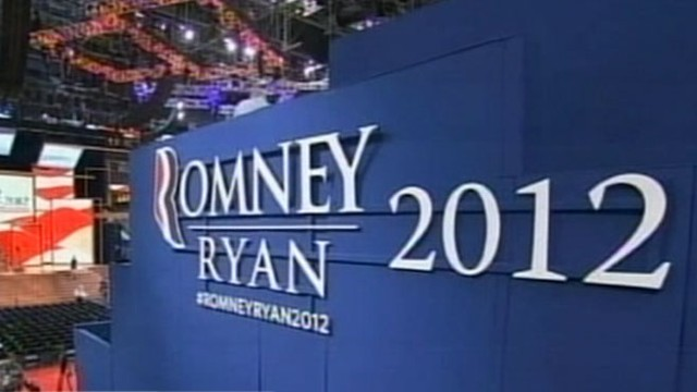 VIDEO: RNC will start Tuesday, but most of the delegates have made it to Tampa despite the weather.
