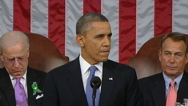 Transcript: State of the Union 2013