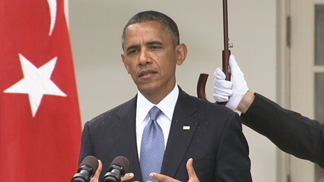 VIDEO: The Obama administration has a plan to contain damage from three recent scandals.