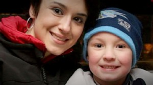 VIDEO: Missing Mom and Son