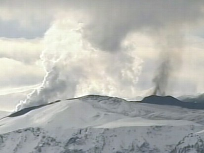 VIDEO: 1.5 mile-wide crater wreaks havoc across 1,200-mile area.