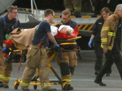 VIDEO: Alaska Plane Crash