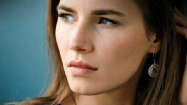 Video: Amanda Knox Contemplated Suicide in Italian Prison