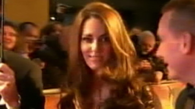 """VIDEO: Duchess of Cambridge turns 30 in style at London premiere of """"War Horse."""""""