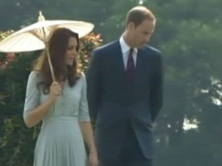 Watch: Kate Middleton Caught in Topless Photo Scandal