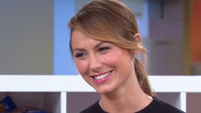 VIDEO: Stacy Keibler on Split From George Clooney