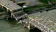 VIDEO: Washington State Bridge Collapse Investigation