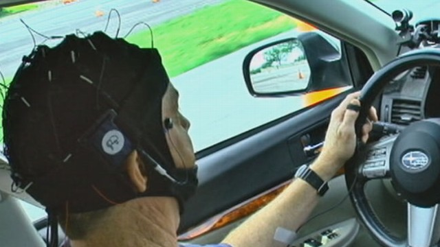 VIDEO: ABC News David Kerley helps test voice-activated gadgets designed to keep drivers eyes on the road