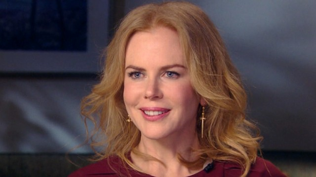 "VIDEO: Oscar-winning actress discusses her role in the ""stylized fairy tale thriller,"" ""Stoker."""