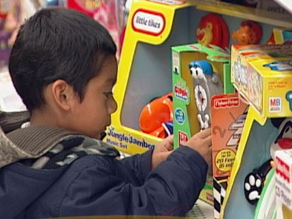 VIDEO: Kids and the Recession