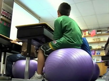 VIDEO: Getting Kids Moving in School