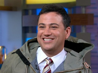 Watch: Jimmy Kimmel in New York for Hurricane Sandy