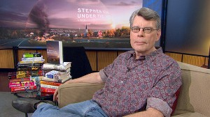 """VIDEO: The master of horror discusses his new book, """"Under the Dome."""""""