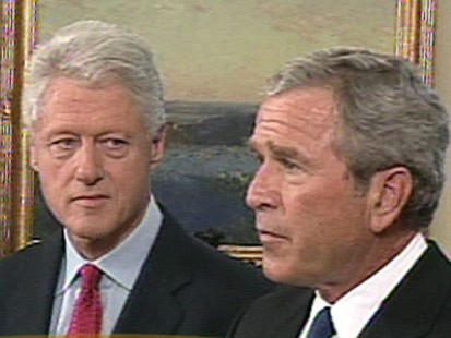 VIDEO: Former presidents meet and talk about their lives.