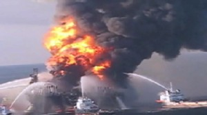VIDEO: Oil Rig Disaster