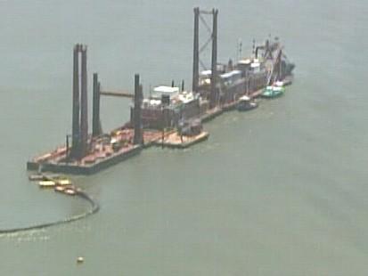VIDEO: Oil Spill Latest