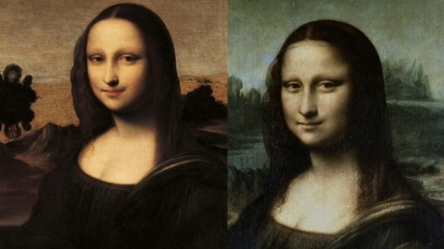 VIDEO: Some say that a painting with strong resemblance to masterpiece could also be painted by artist.