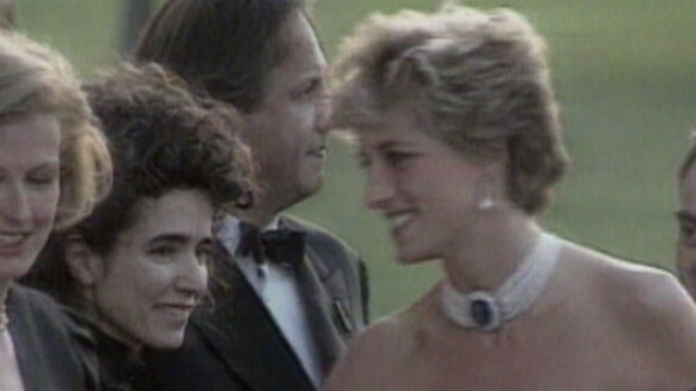 VIDEO: Princess Diana Remembered 16 Years After Fatal Car Accident