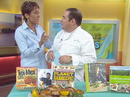 VIDEO: Emeril introduces the best cookbooks for grilling, farm fresh food and desserts.