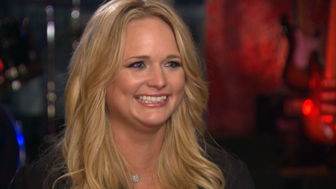 VIDEO: Miranda Lambert Talks With Robin Roberts