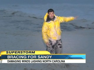 Watch: Where Will Hurricane Sandy Hit and What to Expect