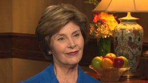 VIDEO: Laura Bush weighs in on Dick Cheney and the state of the GOP.