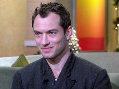 "VIDEO: The actor talks about his role in the new ""Sherlock Holmes."""
