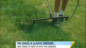 Spray Your Way to a Greener Lawn