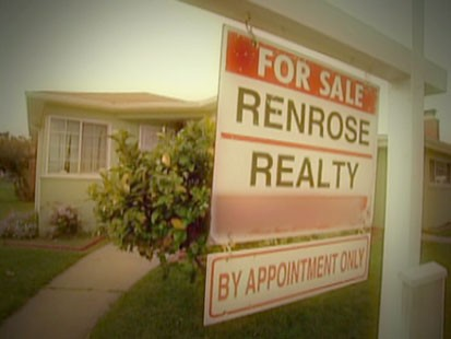 VIDEO: A for sale sign.