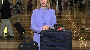 VIDEO: Whistleblower claims airline employees routinely rifle through bags.