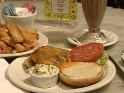 VIDEO: A new study reveals high sodium levels found in meals at some restaurant chains.