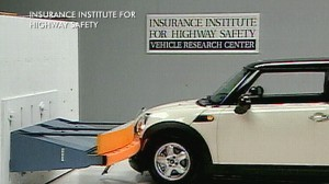 VIDEO: Mini Cars Can Mean Big Bills, According to Crash Test
