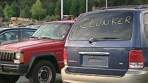 VIDEO: Cash for Clunkers Running out of Gas?