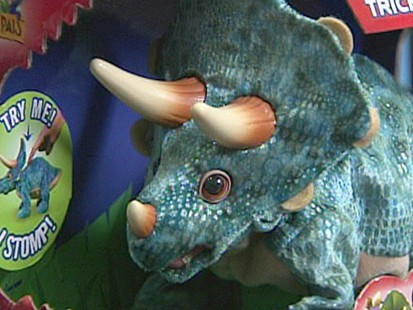 VIDEO: Dangerous Toy Warning for Holiday Season
