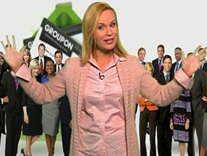 VIDEO: Savings in Numbers: Groupons, or Group Coupons