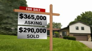 VIDEO: A slow real estate market can mean big opportunity for buyers.