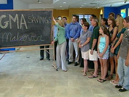 "VIDEO: ""GMA"" savings makeover cuts familys costs by $108,000."