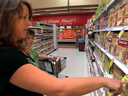 VIDEO: Some supermarket chains are working to make it easier to eat healthy.