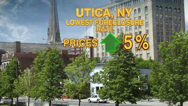 VIDEO: Zillow.com reveals 10 places in the U.S. to find a great home at a low price.