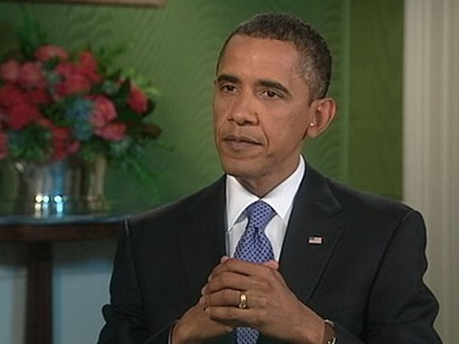 VIDEO: Obama weighs in on whether Warren will lead the watchdog agency.