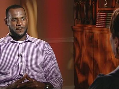 VIDEO: LeBron James